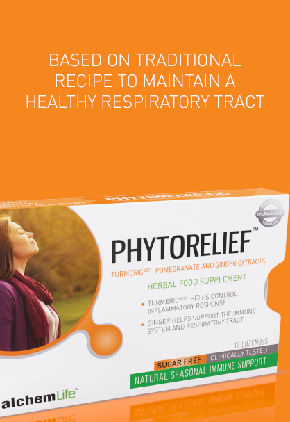 BASED ON TRADITIONAL RECIPE TO MAINTAIN A HEALTHY RESPIRATORY TRACT