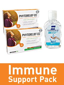 Immune & Respiratory track support