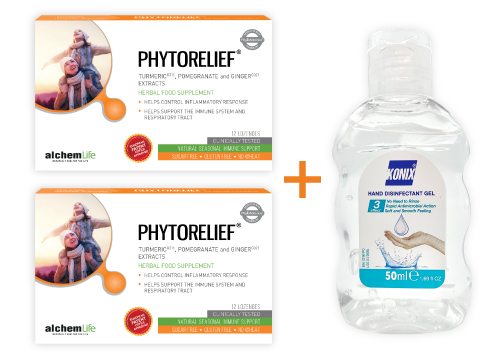 PhytoRelief-CC Pack Image