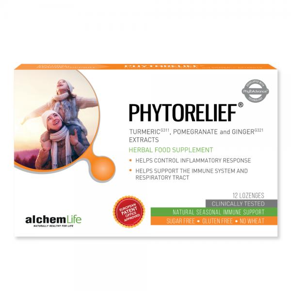 Phytorelief-CC<sup>TM</sup>