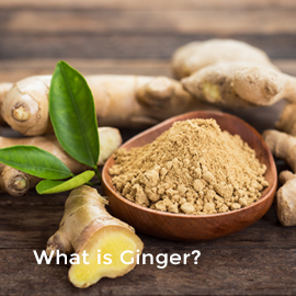 Fall in Love with The Health Benefits of Ginger