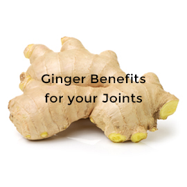 Ginger for Joints