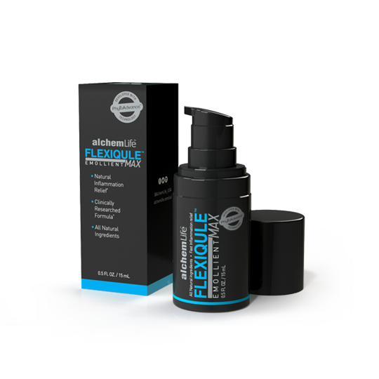 FlexiQule MAX Topical Joint Support Emollient