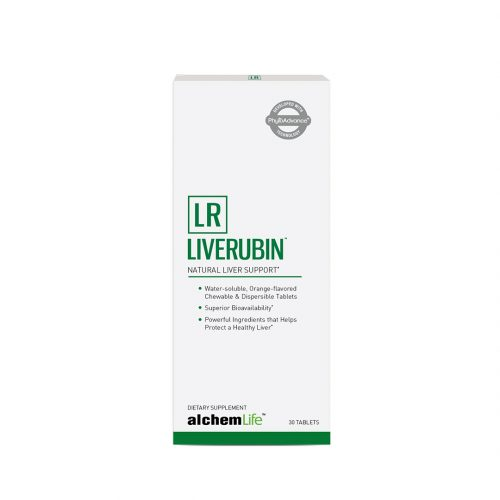 Liverubin Natural Organic Liver Support